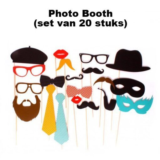 Photo Booth Fotoaccessoires
