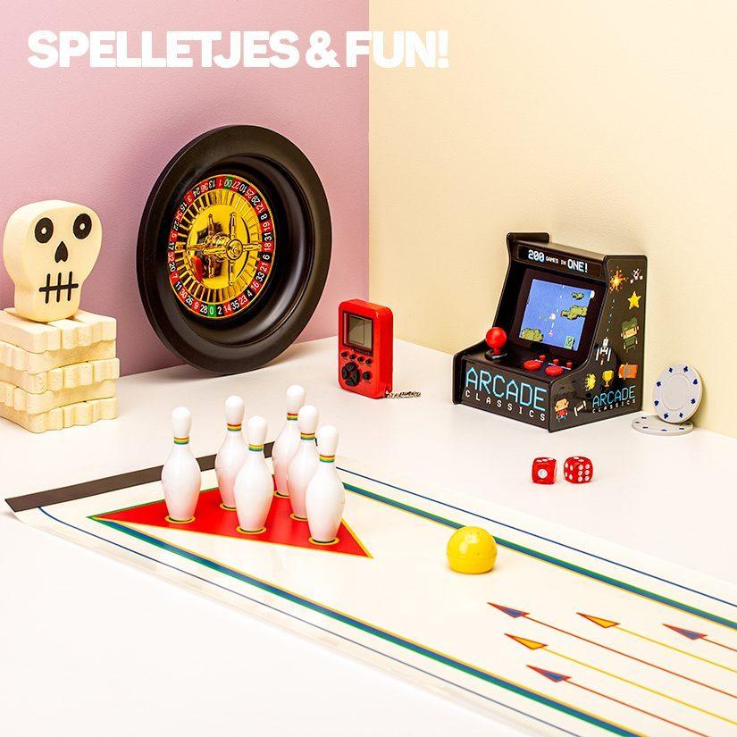 Spelletjes & fun